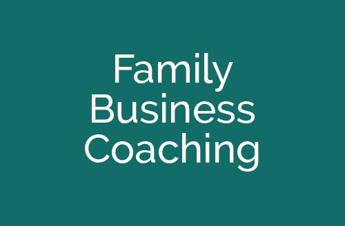 Family Business Coaching