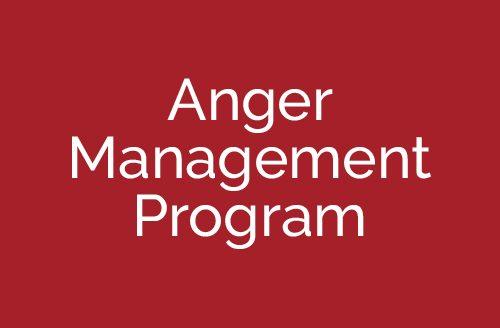 Anger Management Program