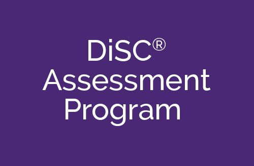 DiSC® Assessment Program