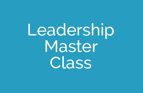 Leadership Master Class