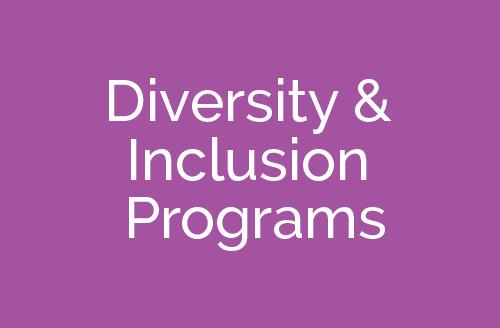 Diversity & Inclusion Programs